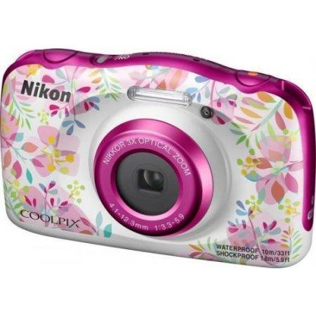 Nikon Fotocamera compatta - Coolpix W150 Floreale