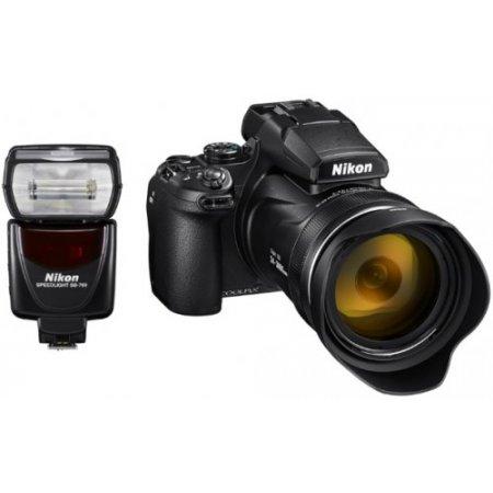 Nikon Fotocamera compatta - Coolpix P1000 Nero