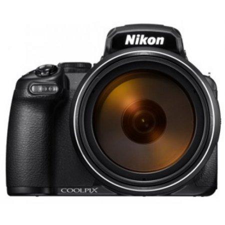 Nikon - Coolpix P1000 Nero