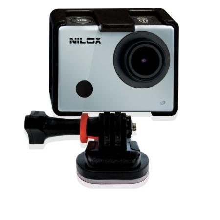 Nilox Action Cam Multiaccessoriata - F-60+ Reloaded