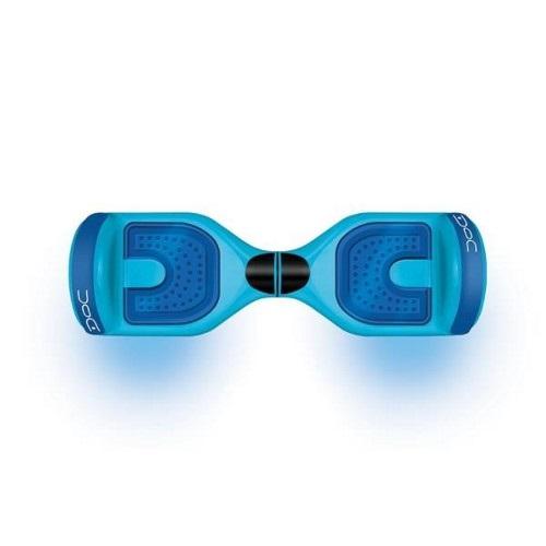 Nilox Monopattino elettrico autobilanciato - Doc 2 Hoverboard Blue 6,5