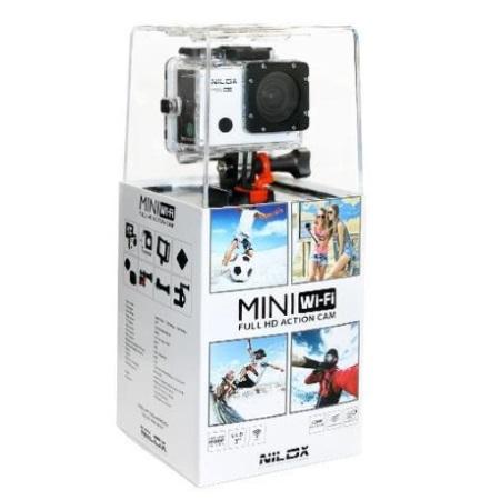 Nilox Action Cam - Mini Wi-fi