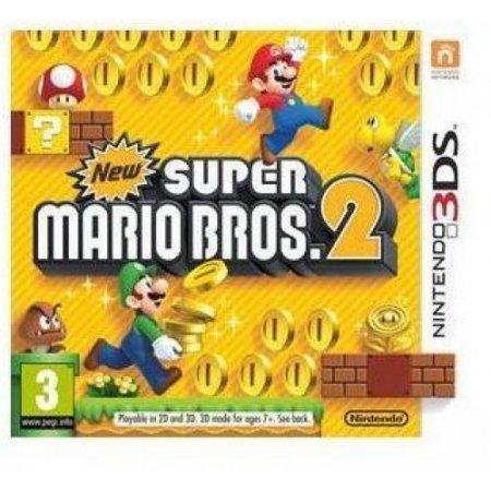 Nintendo - 3ds New Super Mario Bros 22223249