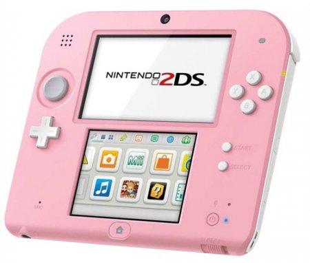 Nintendo - 2DS Rosa Bianco + Tomodachi Life - 2204449
