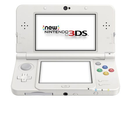 Nintendo - New 3DS White