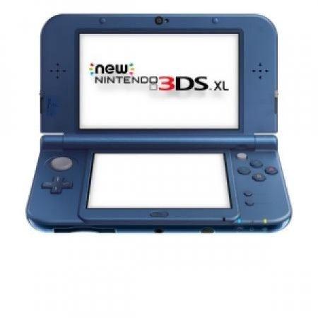NINTENDO Console 3DS XL di nuova generazione - NEW 3DS XL BLU METALLICO