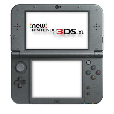 Nintendo - New 3DS XL Metallic Black