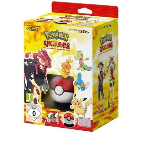 Nintendo - Pokemon Rubino Omega Starter Pack 3DS