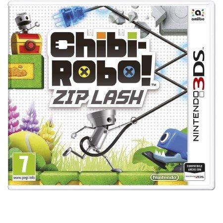 Nintendo - Chibi-robo! Zip Lash 3DS