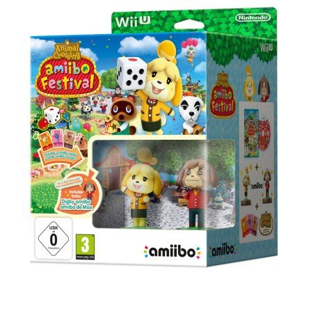 Nintendo - Animal Crossing Amiibo Festival WiiU