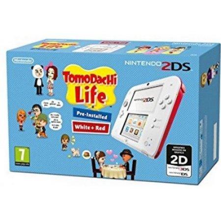 Nintendo - 2ds + Tomodachi Life2204949