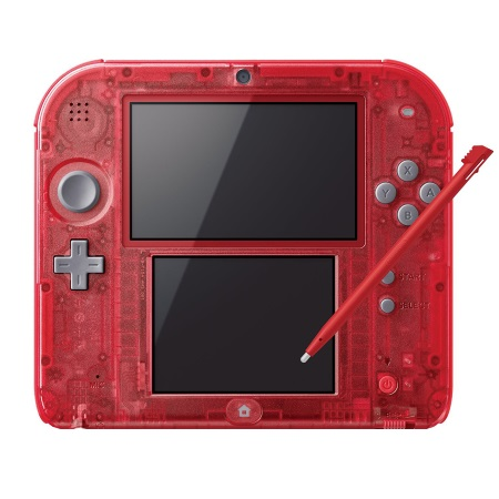Nintendo Console Nintendo 2DS - 2DS Pokémon Versione Rossa - 2207849