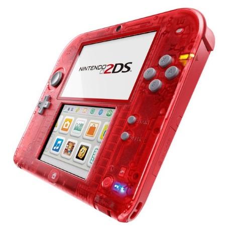Nintendo - 2DS Pokémon Versione Rossa - 2207849