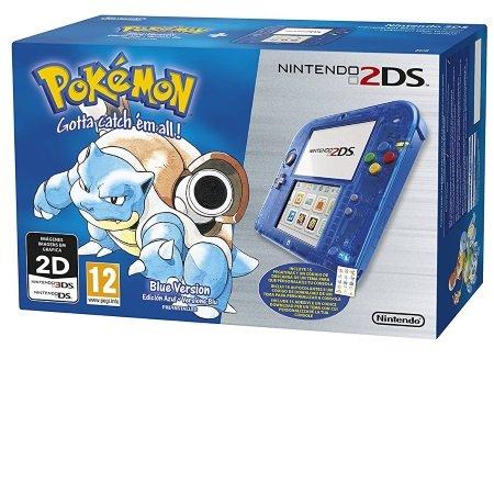 Nintendo - 2DS POKÉMON VERSIONE BLU - 2207949