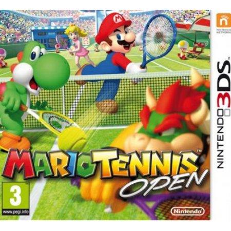 Nintendo - 3ds Mario Tennis Open Select2231249