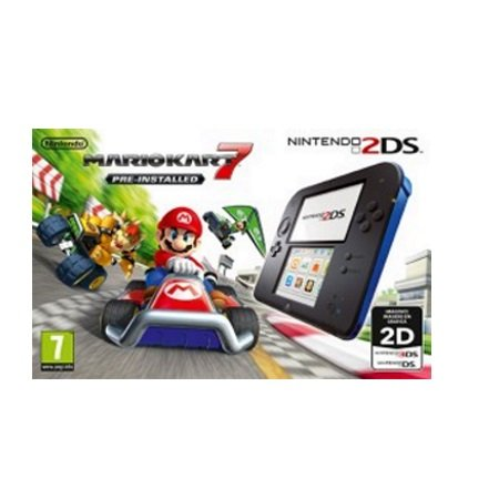 Nintendo - 2DS + Mario Kart 7 - 2205049
