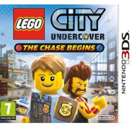 Nintendo - 3ds Lego City Undercover The Chase Begins Select 2233749