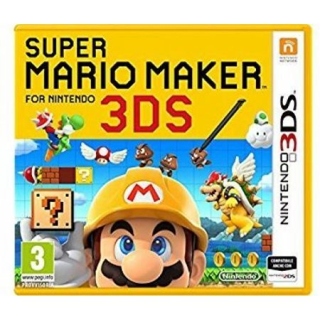 Nintendo Gioco 3DS - Super Mario Maker - 3DS