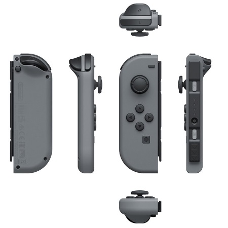 Nintendo Console Switch 3-in-1 - Switch Grey