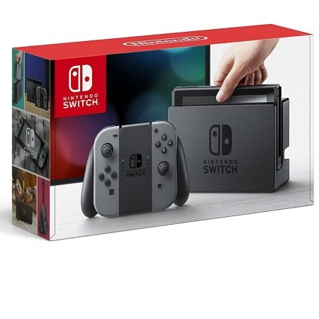 Nintendo - Switch Grey