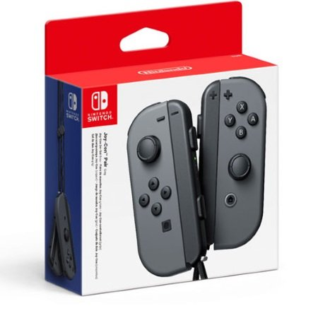 Nintendo - Set 2 Joy-Con Grey