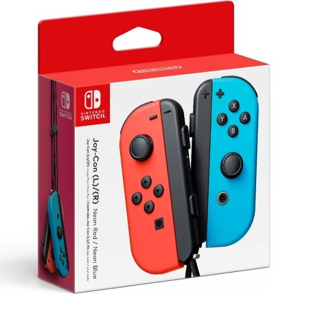 Nintendo Set 2 Joypad Joy-Con - Set 2 Joy-Con Neo Red&Blue