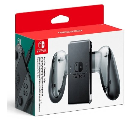 Nintendo - Joy-Con Charging Grip per Switch