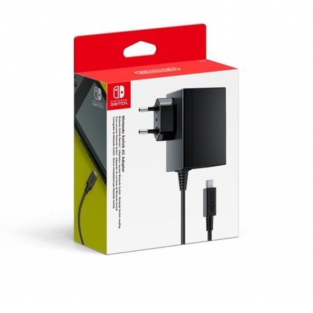 Nintendo - Alimentatore per Nintendo Switch