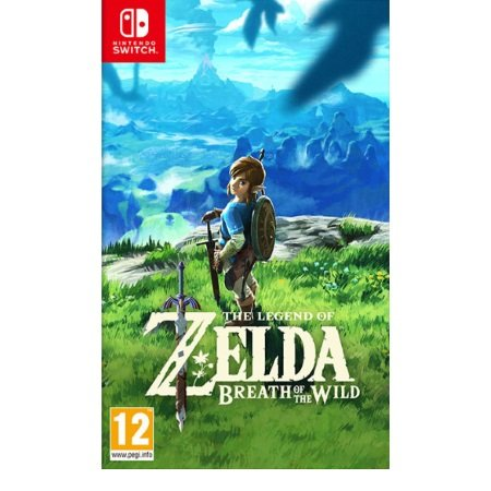 Nintendo Genere: avventura - Legend of Zelda: Breath of the Wild