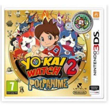 Nintendo - 3ds Yokai Watch 2 Polpanime Special Edition2236849
