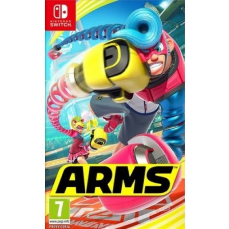 Nintendo - Switch Arms 2520449