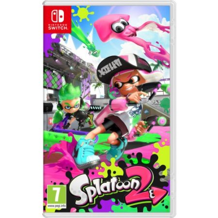 Nintendo - Splatoon 2