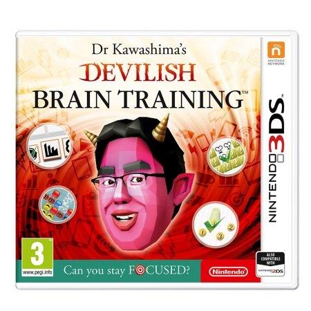Nintendo - Brain Training infernale del Dr. Kawashima: Sai mantenere la concentrazione?
