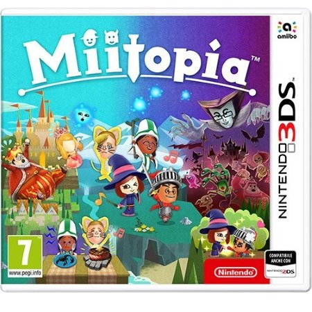 Nintendo - Miitopia - 2236649