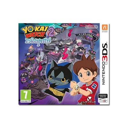 Nintendo - Yo-Kai Watch 2: Psicospettri