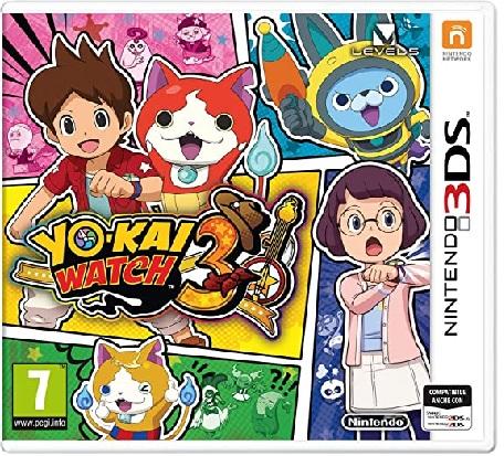 Nintendo YO-KAI WATCH 3 - 2240849