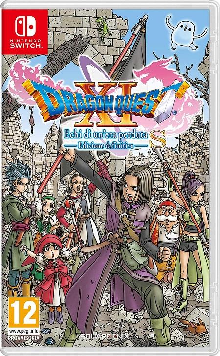 Nintendo Dragon Quest XI Echi di un'era perduta - 10002091