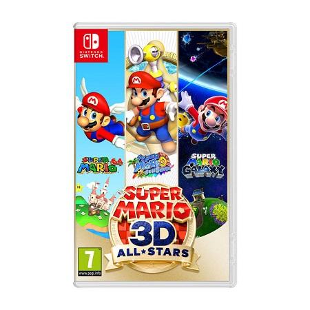 Super Mario 3D - All Stars - Nintendo Switch