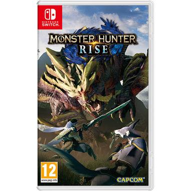 Monster Hunter Rise  - Switch