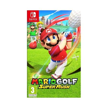 Switch MARIO GOLF: SUPER RUSH Titolo Mario Golf Super Rush