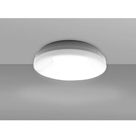 Nobile Plafoniera tonda diametro 16,7cm - Plt16/3k Plafoniera tonda 15W 3K IP65 230v
