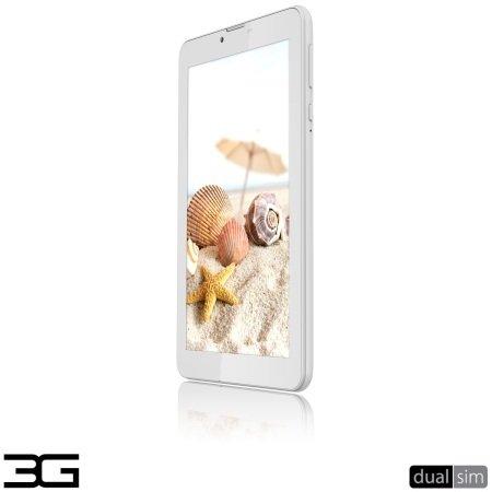 Nodis Dual SIM / 3G WCDMA / Wi-Fi - ND-703QRW 3g Dual Sim Bianco