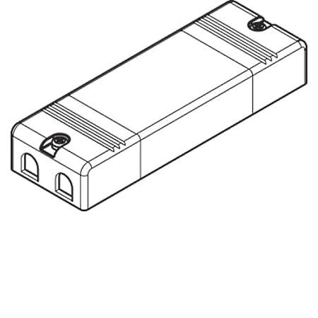 Novalux E907K0017KK Alimentatore elettronico stabilizzato per led 700mA carico Max 17W