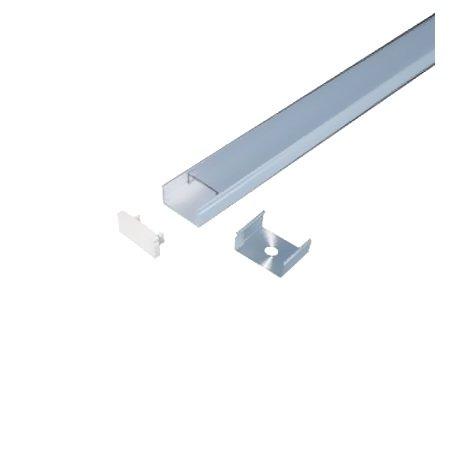 Novalux - Profiled Profilo H.9 2m Trasparente