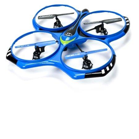 Radiofly Mini Drone quadricottero radiocomandato - 37960 - THE BAT//40
