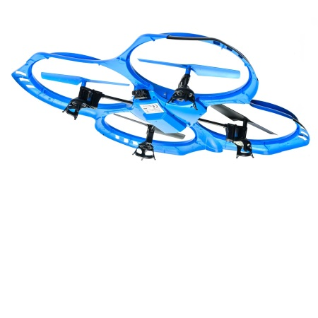Radiofly Mini Drone quadricottero radiocomandato - 37960 - THE BAT//40