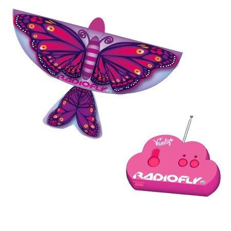 Radiofly Drone farfalla volante, radiocomandato - Girl Vanity