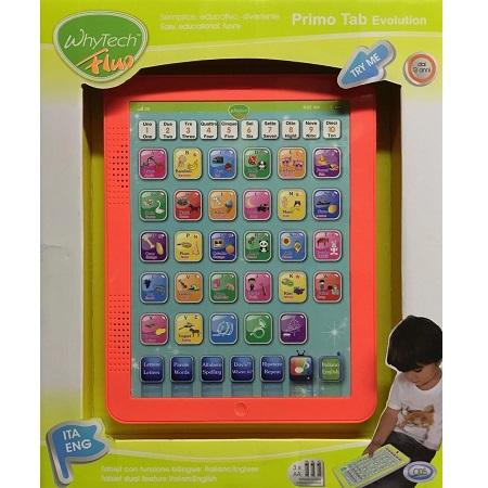 Radiofly - 35229 tablet educativo giocattolo
