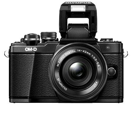 Olympus - OM-D EM10 Mark II Black + 14-42 mm EZ
