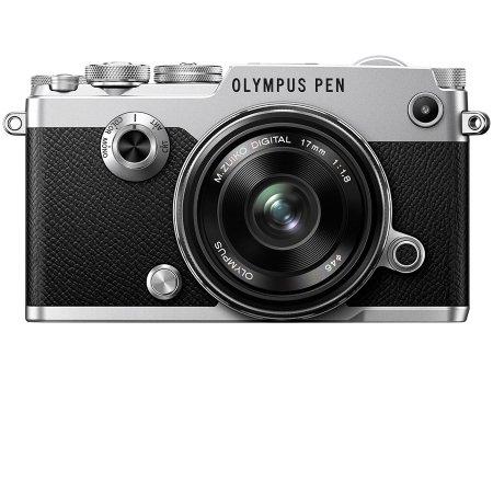 Olympus - Pen F Silver +17 mm